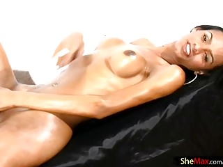 Full video of cute petting bigtits and shecock...