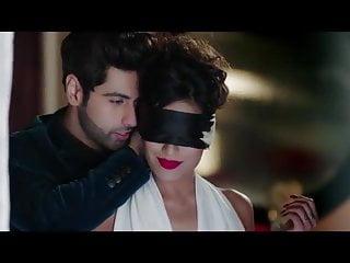Hot blindfold sex...
