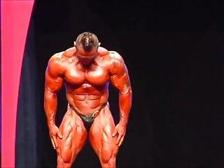 Japanese bodybuilder...