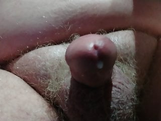 Ginger chubby bear cumming