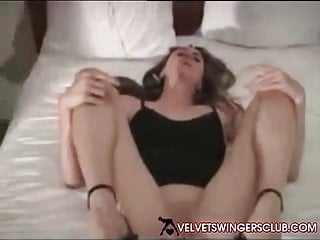 Velvet Swingers Club Interracial cuckold wife