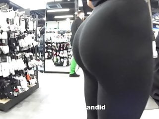 Beautiful 69 Candid video: Blonde Perfect ass candid booty