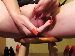 Sexy Jolanta small cum load (011)