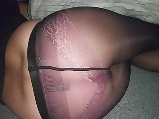 pantyhose legs of my wifePorn Videos