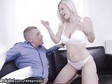 Natural Big Titties Czech Squirts with Thick Cock Stud