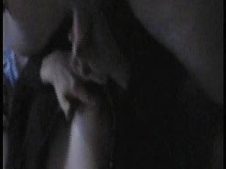 (private cumshot on black jacket tits video) and