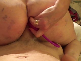 PR Ass Fuck with Vibrator in Rectum Too!