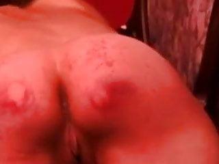 Annabelle spanked