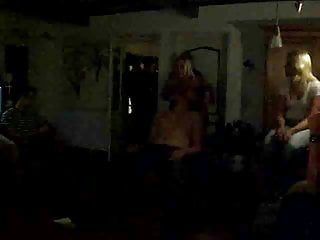 Stripper at party sorry low res but older video