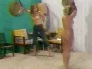 Lesbian gets severe whipping while hung from ceiling KOLI