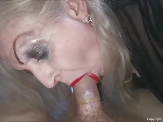 Joy goes down on my shaft in my latest video