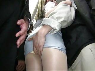 Yukine sakuragi ass groping 6...