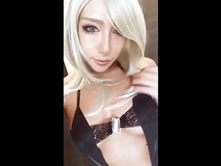 Nonsummerjack videos (Japanese tanned cosplayer)