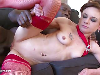 Petite mature gets her skinny ass fucked by...