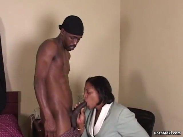 Bbw Ebony Blowjob Amateur
