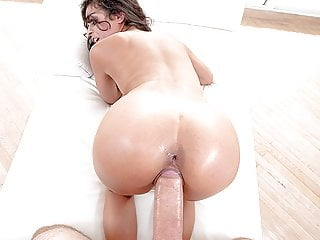 PASSION-HD Balcony POUNDING with DEEP creampie overload