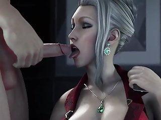 Scarlet blowjob...