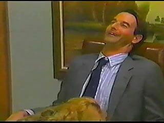 VHS The boss 1993