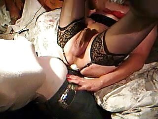 cd fucks the out of doll with strap-on
