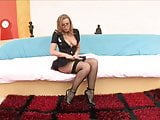 Colette W - High Heels and Glasses # 3, scene 4