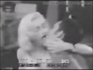 Goddess Madonna Kissing With Tongue So Erotic