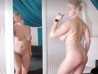 Baile sensual de mi prima
