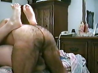 Hairy daddy...