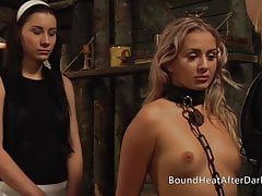 lesbian slave pleasurs and fingers her dominant mistressPorn Videos