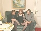 HYE Madame And Call Girl Pt 3. Her First Threesome !