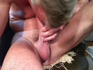 Self suck daddy with nice cock