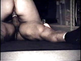 White wife and black lover on the floor