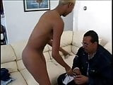 Julian St. Jox With Blonde Cheba