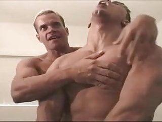 3 wrestling...