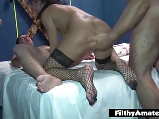 Squirting with the shaft within the ass! Unique bitch