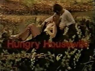 vintage 70s danish - Hungry Housewife (german dub) - cc79