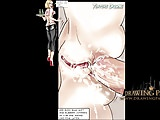 DrawingPalace.com Porn Cartoon Babes getting fucked in pussy