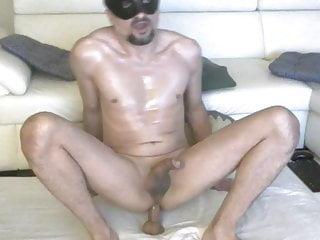 Chaturbate horny dildo ass fuck...