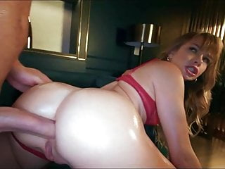 Anal lover Naomi Swann gets fucked in different positions