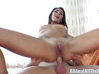 All Anal All The Time Prima volta anale con Isa Mendez