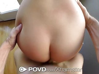 POVD Alexis Adams fa sesso con uno sconosciuto in POV