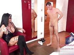 German mistress, fetish MILF