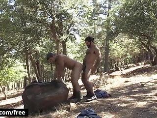 Ali with Kaden Alexander at Dirty Rider 2 Part 4 Scene 1