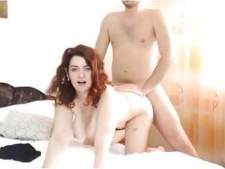 Chubby Mom On Webcam
