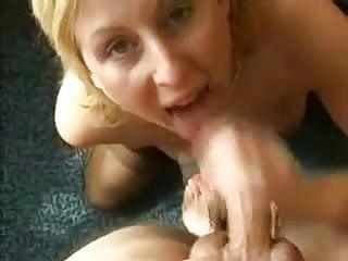 Milf wife swallow...