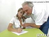 Enjoy with teacher