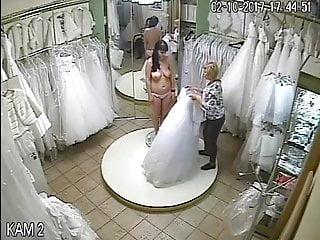 Wedding Dress Shopping Voyeur