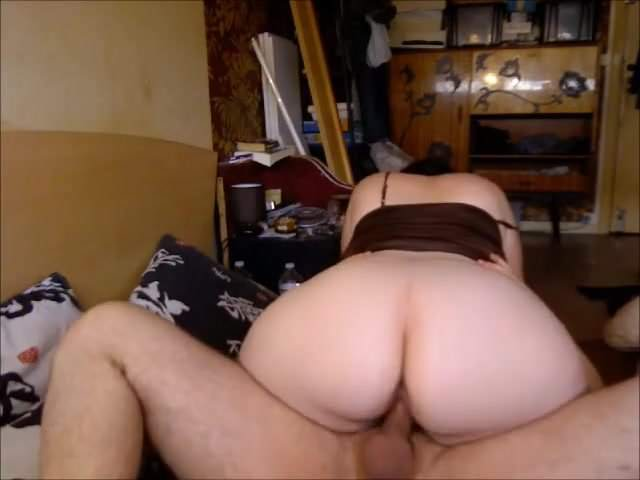 Pawg Milf Riding Creampie