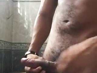 Blackman brasil big cumshot ( brazilian model masturbate)