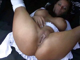 samira gets fucked in the car by young neighbour povPorn Videos