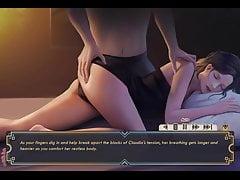 MilkyTouch-Big Ass Brunette Gets Fucked